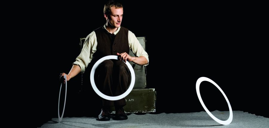 Night For One ring juggling